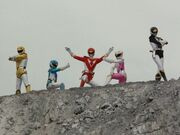 Jetman (Super Sentai World)