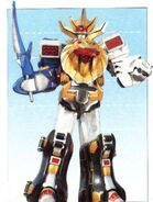 WF Wild Force Megazord