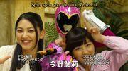 Kyoryu Pink identities