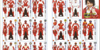 Gokaiger Ranger Key Book Volume 1