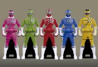 ToQger Ranger Keys
