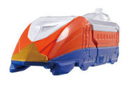 Eagle safari ressha