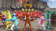 Mahou Sentai Magiranger in Super Sentai Legacy Wars