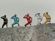 Kakuranger (Super Sentai World)