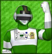 Green Two (Dice-O)