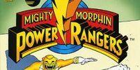 List of Power Rangers issues (Hamilton Comics)