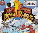 Mighty Morphin Power Rangers (Hamilton) Vol. 2 Issue 3