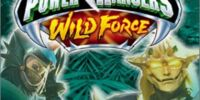 Power Rangers Wild Force: Lion Heart