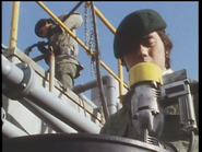 Kenji Ohba EAGLE soldier