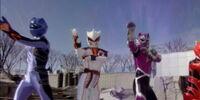 Comparison:Ep. 7: Niki-Niki! Kenpō Lesson vs. Spirit of the Tiger
