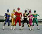 Ohranger With Kingranger