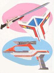 Prism shooter