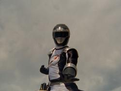 15 Operation Overdrive - Black Overdrive Ranger 01