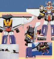 IS Winged Mega Voyager