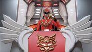 Gosei Red cockpit