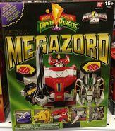 Legacy Megazord
