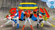 Kagaku Sentai Dynaman in Super Sentai Legend Wars