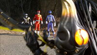 Gokai Change-speed