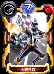 Go-on Black Card in Super Sentai Legend Wars