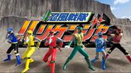 Ninpu Sentai Hurricaneger in Super Sentai Legacy Wars