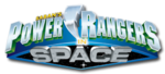 Power Rangers In Space Logo