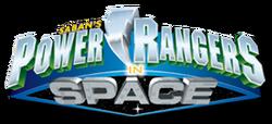 Power Rangers In Space Logo