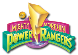 Fichier:Mighty Morphin Logo.png