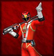 Hyper Go-On Red
