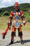 Ferocious Knight D