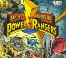 Mighty Morphin Power Rangers (Hamilton) Vol. 1 Issue 3