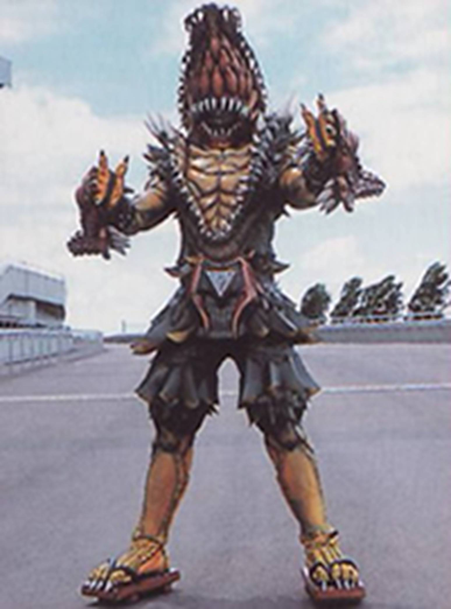 Crocovile jungle fury rangerwiki fandom powered by wikia - Power rangers megaforce jungle fury ...