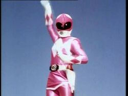 MMPR Pink Ranger