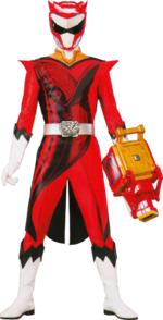 Zyuoh-redwhale
