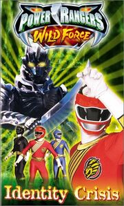 Power Rangers Wild Force- Identity Crisis