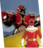 Red Battlezord Megazord Madness