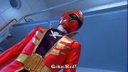 Gokai Red (Super Hero Taihen)
