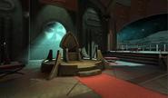 Legacy Wars Lord Zedd's Throne Room