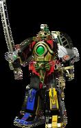 Legacy Thunder Megazord2