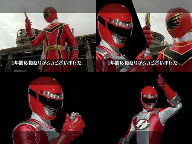 File:Red Senshi Handover- Magiranger - Boukenger.jpg