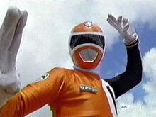SPD Orange Ranger Dream