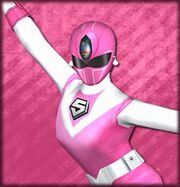 Pink Mask (Dice-O)