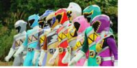 Comparison:Kyoryugers vs. Dino Charge Rangers