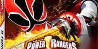 Power Rangers Samurai Volume 3: A Team Divided