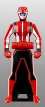 Red Cheetah Ranger Key