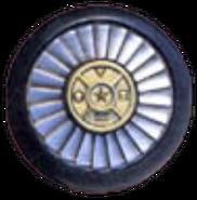 Warrior Wheel