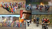 Legend War and Rider War