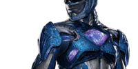Cenozoic era Blue Ranger