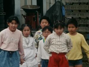 Djinn's children