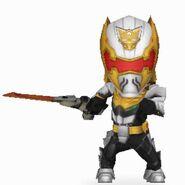 Robo Knight In Power Rangers Dash