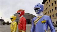 Episode 07 - Gaoranger Change